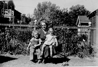 1949 Mum with Joanne & Sandy?