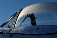 Morning Dew on the Canopy - P-47 Thunderbolt