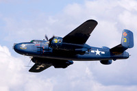 "North American B-25 ""Devil Dog"""