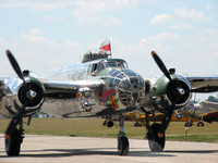 B-25 at Thunder over Michigan 07